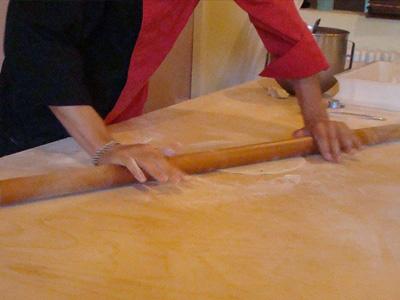 primi piatti fatti a mano